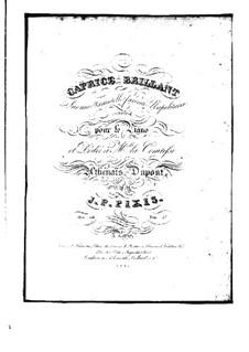 Caprice brillante, Op.108: Caprice brillante by Johann Peter Pixis