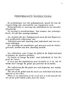 Sonate inaugurale, Op.9: Für Klavier by Dirk Schäfer