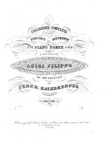 Teil IV: Für Stimmen und Klavier by Ludwig van Beethoven