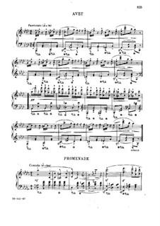 Karneval, Op.9: Nr.17-20 by Robert Schumann