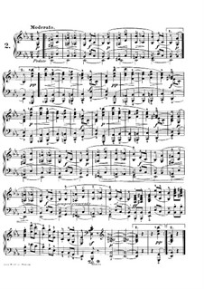 Karneval, Op.9: Nr.2 Pierrot by Robert Schumann