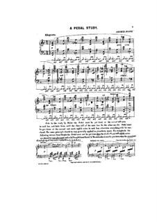 Zwei Etüden: Zwei Etüden by Arthur  Foote, Stephen Heller