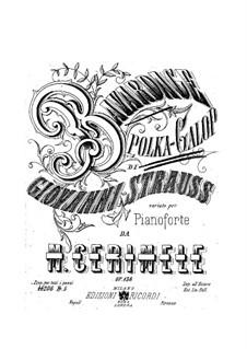 Bavardage, Op.136: Bavardage by Michele Cerimele