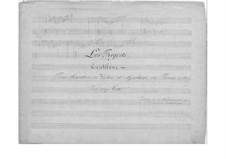 Les regrets. Kantilene für Oboe (oder Violine) und Gitarre (oder Klavier, oder Harfe), Op.36: Les regrets. Kantilene für Oboe (oder Violine) und Gitarre (oder Klavier, oder Harfe) by Napoléon Coste