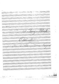 Quintett für Blasinstrumente in c-Moll, Op.30: Quintett für Blasinstrumente in c-Moll by Sigfrid Karg-Elert