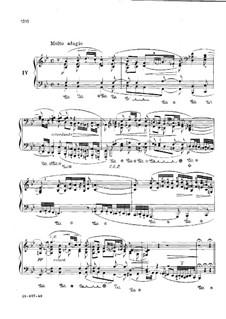 Kreisleriana, Op.16: Teil IV by Robert Schumann