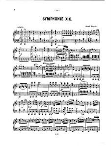 Sinfonie Nr.90 in C-Dur, Hob.I/90: Version für Klavier by Joseph Haydn