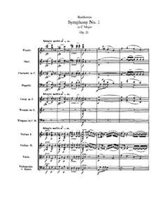 Sinfonien Nr.1-3, Op.21, 36, 55: Sinfonien Nr.1-3 by Ludwig van Beethoven