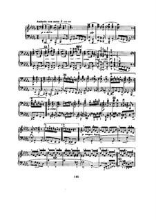 Sonate für Klaviers Nr.23 'Appassionata', Op.57: Teil II by Ludwig van Beethoven