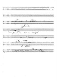 Grosse Fantasie über Thema aus 'Il Trovatore' von Verdi: Grosse Fantasie über Thema aus 'Il Trovatore' von Verdi by Johann Kaspar Mertz