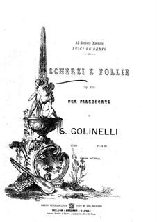 Scherzi e Follie, Op.182: Scherzi e Follie by Stefano Golinelli