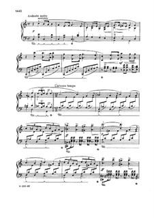 Sonate für Klavier in e-Moll, Op.7: Teil II by Edvard Grieg