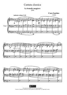 Classical Cantata, CS094: Classical Cantata by Santino Cara