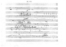 Divertimento für Violine und Bratsche, BI 109: Divertimento für Violine und Bratsche by Alessandro Rolla