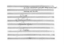 Duo für Violine und Bratsche, BI 108a Op.17a: Duo für Violine und Bratsche by Alessandro Rolla