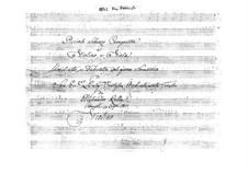 Scherzo campestre for Violin and Viola, BI 42: Scherzo campestre, for Violin and Viola by Alessandro Rolla