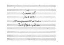 Sonate für Bratsche und Violine, BI 67: Sonate für Bratsche und Violine by Alessandro Rolla