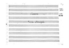 Konzert für Bratsche und Orchester in F-Dur, BI 550: Konzert für Bratsche und Orchester in F-Dur by Alessandro Rolla