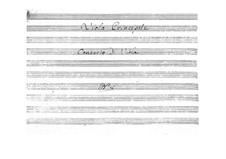 Konzert für Bratsche und Orchester in F-Dur, BI 551: Konzert für Bratsche und Orchester in F-Dur by Alessandro Rolla