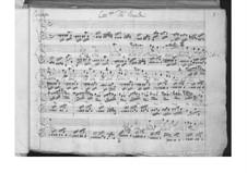 Par che tardo oltre il costume, RV 662: Par che tardo oltre il costume by Antonio Vivaldi