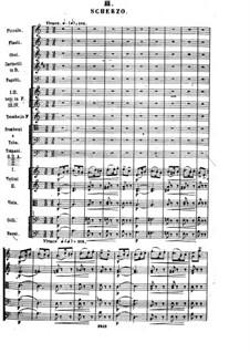 Suite Nr.2, Op.38: Teil III by César Cui
