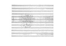 Drei Konzert-Duos für Violine und Bratsche, BI 107, 44, 86 Op.4: Stimmen by Alessandro Rolla