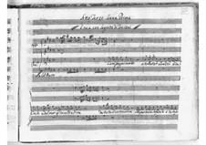 Didone abbandonata: Akt III by Niccolò Jommelli