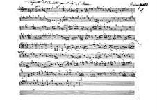 Konzert für Violine in B-Dur, BI 525: Konzert für Violine in B-Dur by Alessandro Rolla