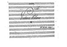 Sinfonie in D-Dur, BI 533: Sinfonie in D-Dur by Alessandro Rolla
