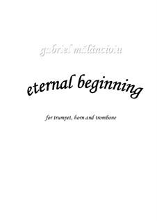 Eternal beginning: Eternal beginning by Gabriel Mãlãncioiu