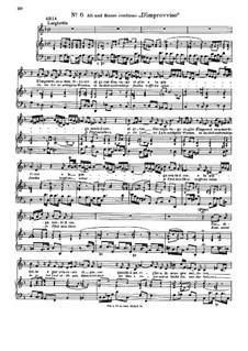 D'improvviso (Ja, die Liebe): D'improvviso (Ja, die Liebe) by Antonio Caldara