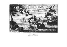 Stücke für Laute: Buch II by Jean Mouton