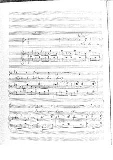 La bonne chanson, Op.61: Lieder Nr.3, 7 by Gabriel Fauré