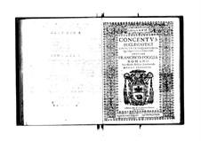 Concentus ecclesiastici: Organum part by Franscesco Foggia