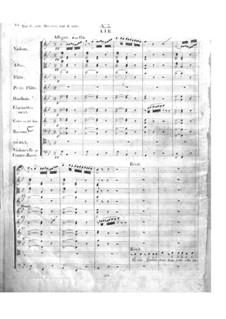 Le pré aux clercs: Akt I, Nr.3-5 by Ferdinand Herold