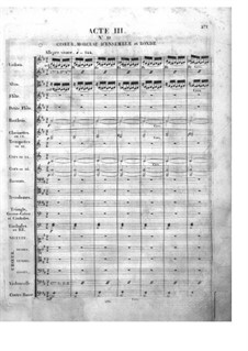 Le pré aux clercs: Akt III by Ferdinand Herold