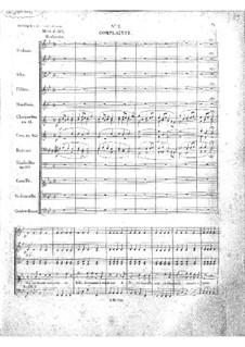 Zampa, ou La fiancée de marbre: Akt I, Nr.2-4 by Ferdinand Herold
