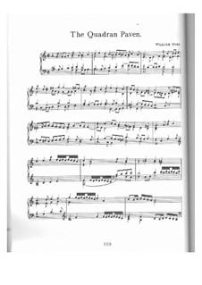 Pavane Nr.4: Pavane Nr.4 by William Byrd