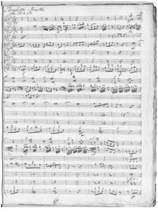 Stabat Mater, Hob.XXa/1: No.7 Sancta Mater, istud agas by Joseph Haydn