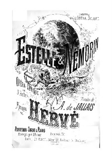 Estelle et Némorin: Estelle et Némorin by Florimond Hervé