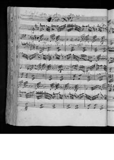 Sechs Streichtrios, Op.3: Trio Nr.5 in D-Dur, G.123 by Luigi Boccherini