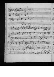 Streichtrios, Op.1: Trio Nr.2, G.78 by Luigi Boccherini