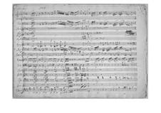 Sinfonie in c-Moll: Sinfonie in c-Moll by Peter Krossing