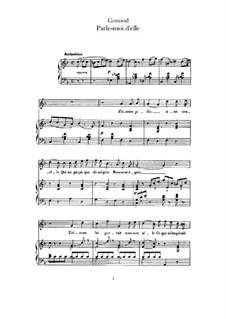 Ausgewählte Lieder : Ausgewählte Lieder by Charles Gounod