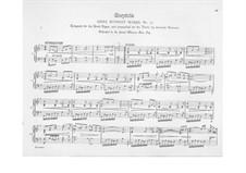 Gondola. Lied ohne Worte: Gondola. Lied ohne Worte by Pierre Jean Wacher
