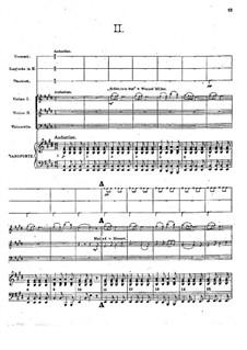 Kinder-Sinfonie, Op.239: Teil II by Carl Reinecke