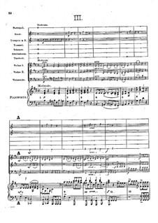 Kinder-Sinfonie, Op.239: Teil III by Carl Reinecke
