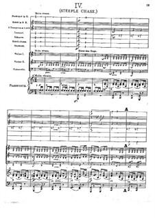 Kinder-Sinfonie, Op.239: Teil IV by Carl Reinecke