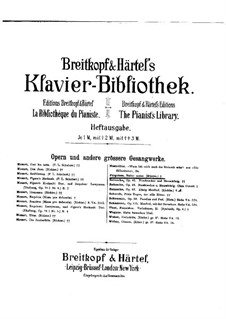 Stabat Mater: Klavierauszug by Giovanni Battista Pergolesi
