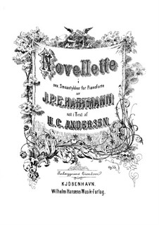 Novelletten, Op.55: Novelletten by Johann Peter Emilius Hartmann